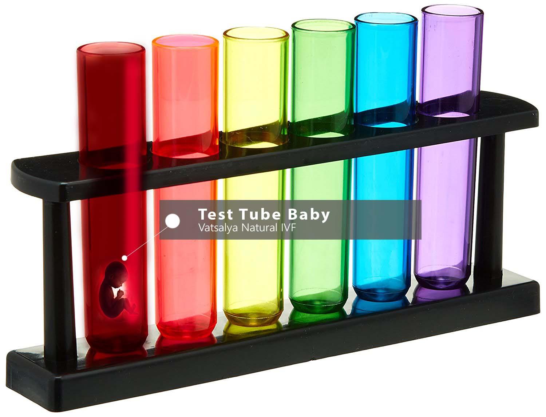 TEST TUBE BABY VS IVF
